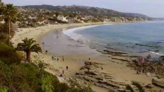 ERNESTO CORTAZAR - WHEN THE WAVES DANCE - LAGUNA BEACH - CALIFORNIA