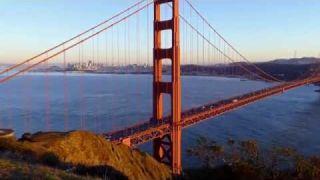 ERNESTO CORTAZAR - ETERNAMENTE - GOLDEN GATE BRIDGE - SAN FRANCISCO